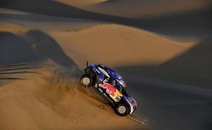 Pesadilla en el Dakar para Barreda y Sainz