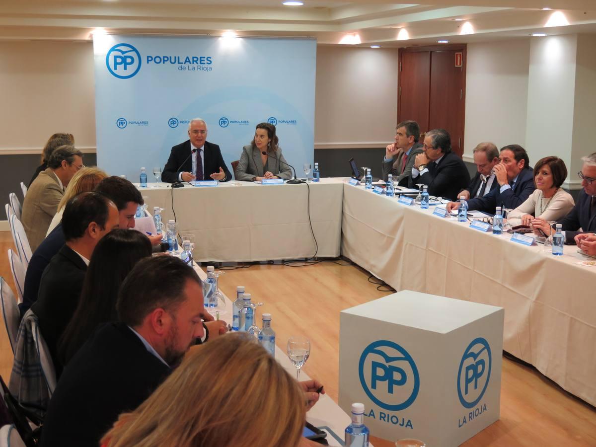 Gamarra: «La sostenibilidad de Salud pasa por la financiación de las autonomías»