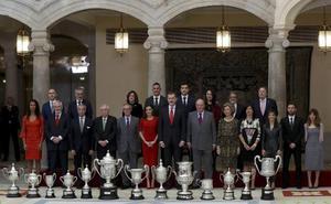 'Campeones' entre campeones