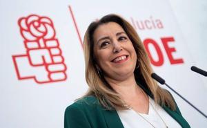 Díaz insiste: se queda en Andalucía y se postula como candidata para las próximas elecciones