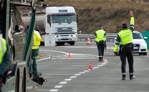 Los positivos en La Rioja por alcohol y drogas al volante se mantienen en casi cuatro diarios