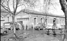 La Retina: aquellos Bomberos de Logroño