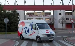 TVR y larioja.com retransmiten esta tarde el partido en directo