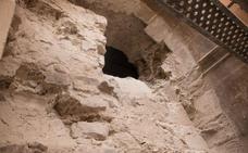 El agujero que preludia el perdón