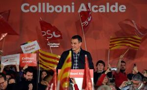Sánchez ataca a los «voxonaros» de PP y Cs y avisa que gobernará hasta 2020