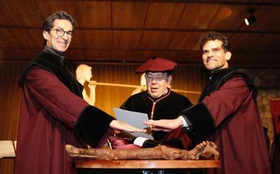 El ballet y la danza se unen con el Rioja en la investidura de sus directores como cofrades