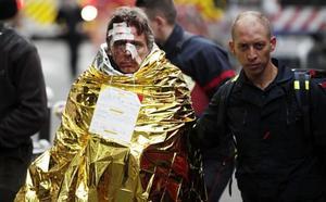 Una turista española entre los tres fallecidos de la explosión de París