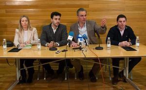 Ortega Smith asegura que Vox va a ser «la verdadera sorpresa política en La Rioja»