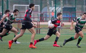 Triunfo y derrota del Rugby Rioja