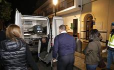 Una mujer muere apuñalada por su expareja en Málaga