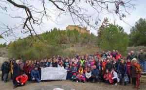 Santo Domingo une su voz a la municipalización del castillo de Davalillo
