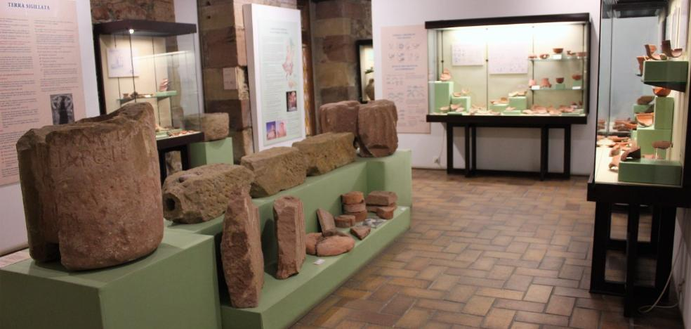 Más visitas al Museo Najerillense