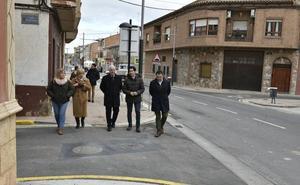 Mejoras en la travesía de Rincón de Soto