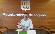 El PR+ pide revisar las tuberías siempre que se levanten las aceras en Logroño