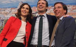 Casado sitúa a Madrid como «dique de contención» del independentismo