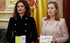 Cataluña se lleva 2.251 millones de los Presupuestos, un 53% más que el año pasado
