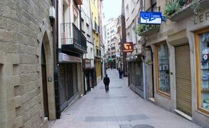 El equipo najerino de gobierno queda en minoría en su plan para reurbanizar la calle Mayor