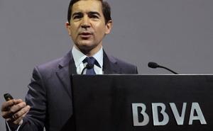 El presidente del BBVA ve «deplorable» el  espionaje de la etapa de Francisco González