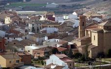 La caída de un cable al Ebro deja toda la noche sin luz a Alcanadre