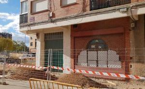 #Andestaba: arco mozárabe en Belchite
