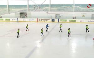 Ballet sobre hielo: Entrenamientos para el mundial