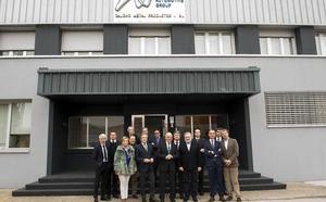 Caucho Metal creará 260 empleos en sus plantas y estudia su expansión en La India