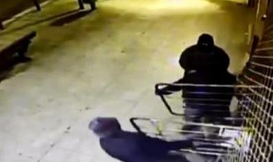 La Policía Local de Haro evita un robo en un estanco, pero los ladrones se dan a la fuga