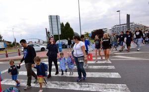 La pasarela peatonal de Los Lirios reinicia su trámite
