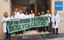 Los profesionales sanitarios riojanos se movilizan «por una atención primaria digna»
