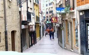El PP najerino pide «otras formas» para desarrollar las obras en la calle Mayor