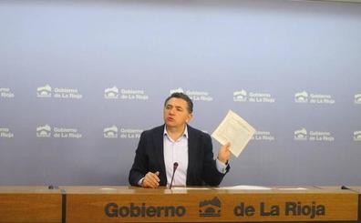 Cuevas: los presupuestos «golpean» a La Rioja y sus infraestructuras