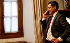 Moreno se estrena con una defensa de la autonomía andaluza