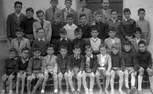 La Retina: retrato de escolares de Grávalos