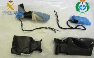 Dos mujeres intentan introducir droga en la prisión de Logroño oculta en zonas íntimas y los zapatos