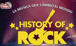 Espectáculo sobre los grandes clásicos del rock en Riojafórum