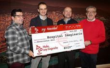 El Hospital Imaginario recibe 912 euros