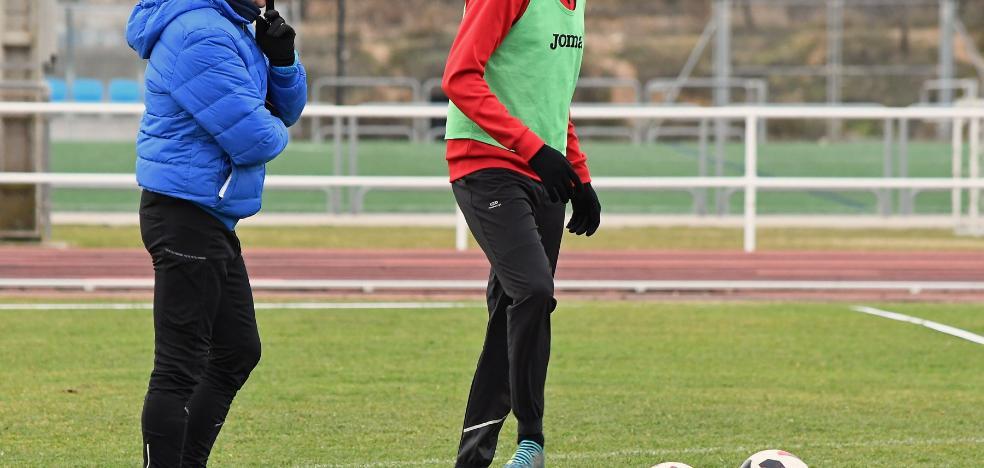 «Debemos quedarnos con que podemos hacer buen fútbol y generar ocasiones»