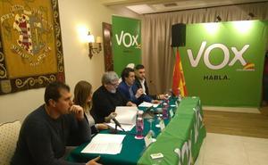 Vox en Calahorra: «Queremos que los polígonos se llenen de alguna manera»