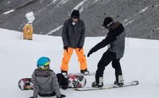 Valdezcaray abre la temporada con 2,5 kilómetros aptos para el esquí
