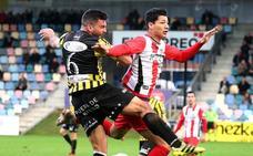 Barakaldo 0 - UD Logroñés 1
