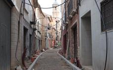 La zona histórica de Alfaro se renueva