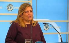 Esther Herranz reclama al PSOE «un compromiso para mantener los fondos de la PAC»