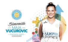 La serbia Vucurovic se incorpora al Campus Promete