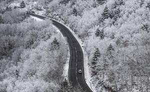 Frío, nieve y viento: llega el invierno de verdad a La Rioja