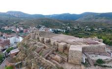 Nueve visitas guiadas permitirán recorrer el castillo de Nalda en 2019