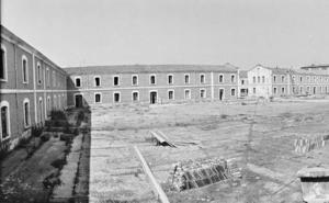 La Retina: el cuartel de Artillería de Logroño