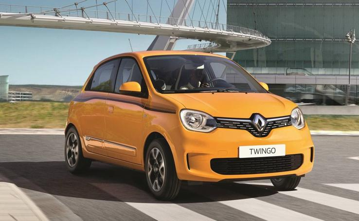 Primeras fotos del nuevo Renault Twingo