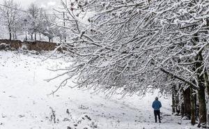 El invierno pone en alerta a La Rioja