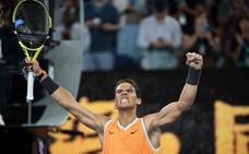 Nadal avasalla a Tiafoe y pisa las semifinales