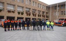 200 efectivos y 50 vehículos preparados para las nevadas en Logroño
